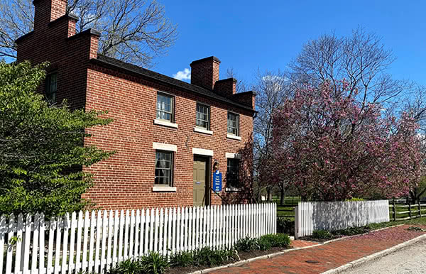 Lucy Mack Smith House