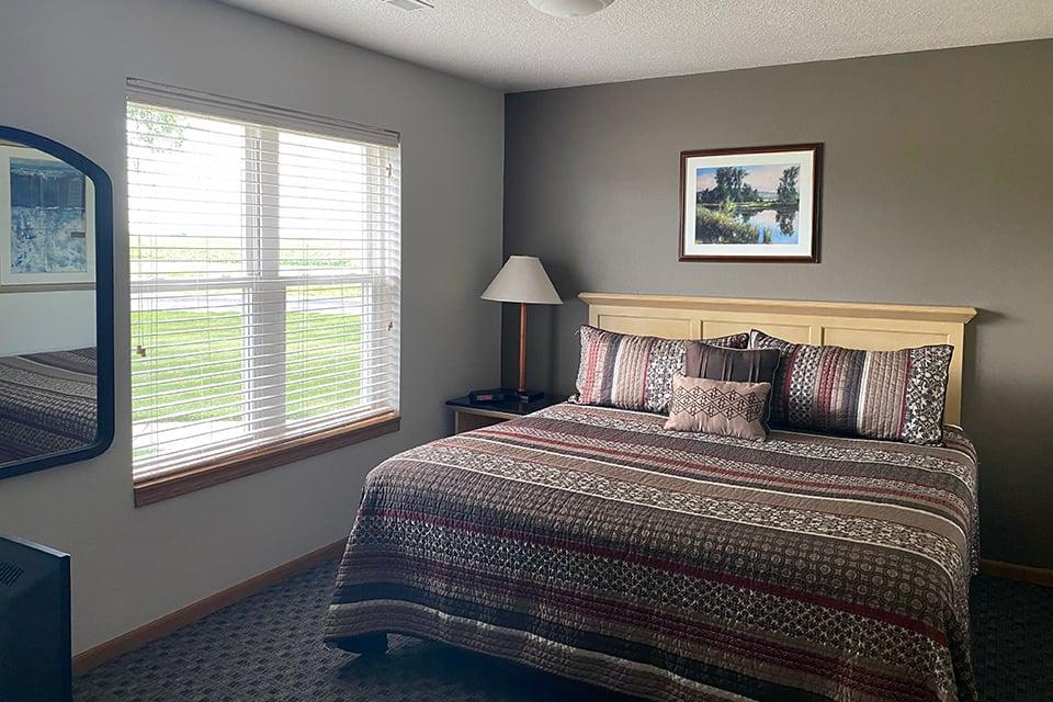 Handicap Accessible Bedroom Villa